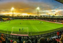 Stadion De Adelaarshorst Go Ahead Eagles Han Balk