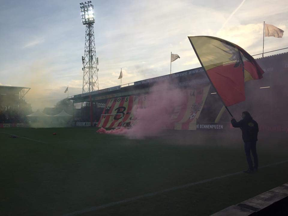 Stadion De Adelaarshorst B-Side Go Ahead Eagles