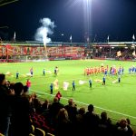 Stadion De Adelaarshorst Go Ahead Eagles Home of Football