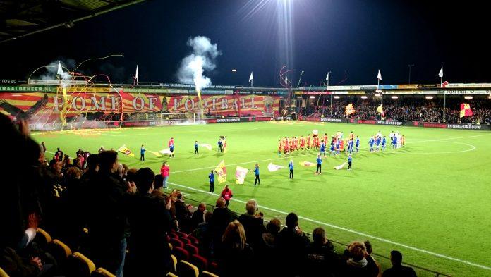 Stadion De Adelaarshorst Go Ahead Eagles Home of Football