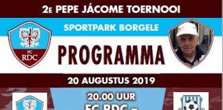 Pepe Jacome toernooi FC RDC