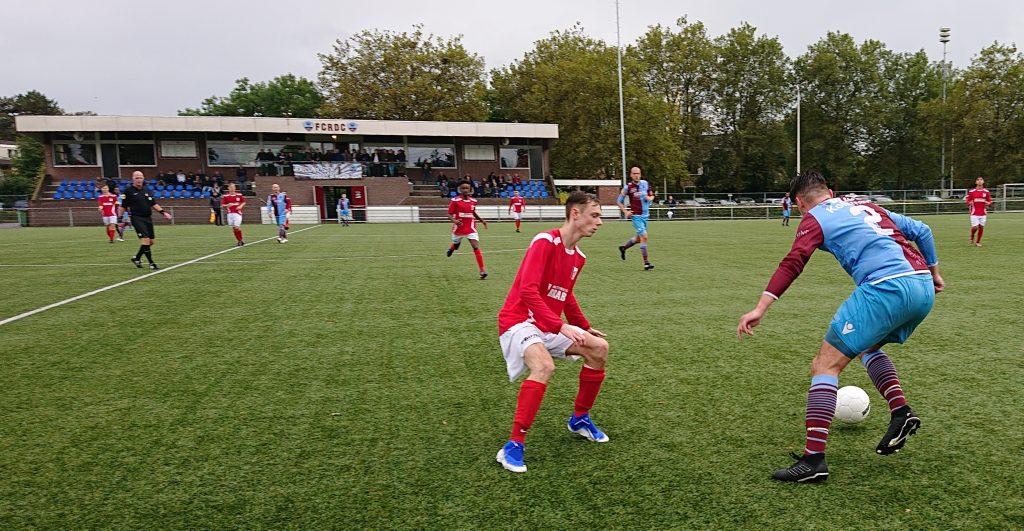 FC RDC vs. Fortissimo, Koen Wagenvoort Sportpark Borgele Foto: Erik van Luttikhuizen