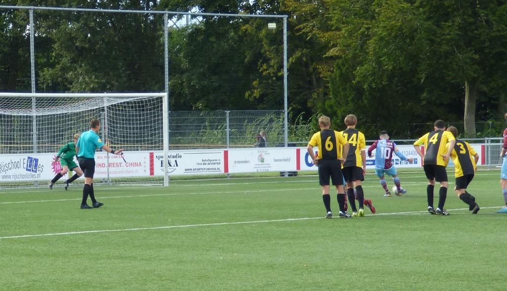 FC RDC Sportpark Borgele vv Gorssel
