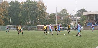 Beeld uit FC RDC vs. Gorssel (3-2)