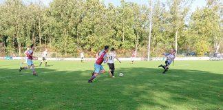 Beeld uit EFC'58 vs. FC RDC (271019)