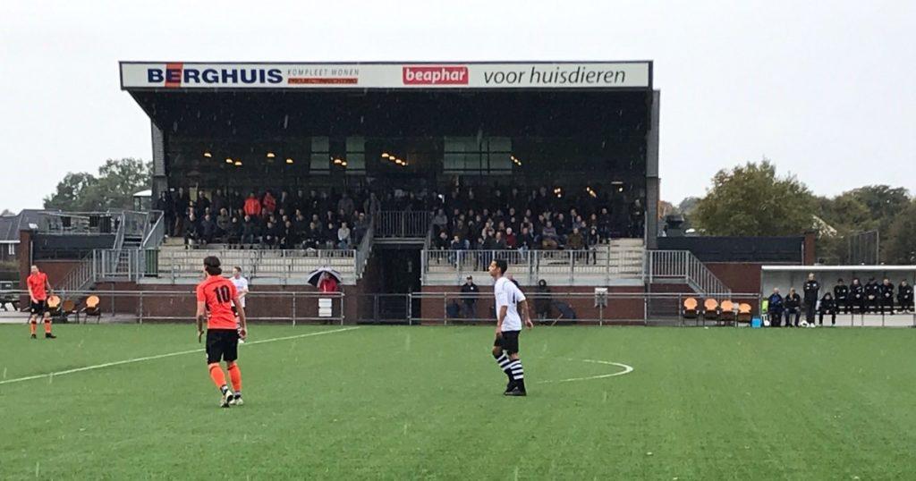 SV Schalkhaar en NEO uit Borne in evenwicht.
