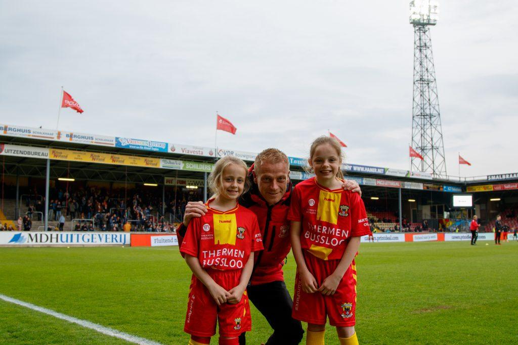 Familie Maatman Go Ahead Eagles - Foto: Henny Meyerink