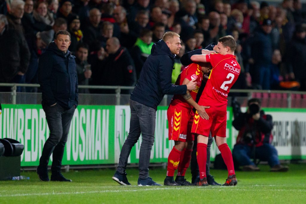 Kick Maatman Go Ahead Eagles - Foto: Henny Meyerink