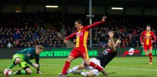 Antoine Rabillard #gaenec GA Eagles foto: Henny Meyerink