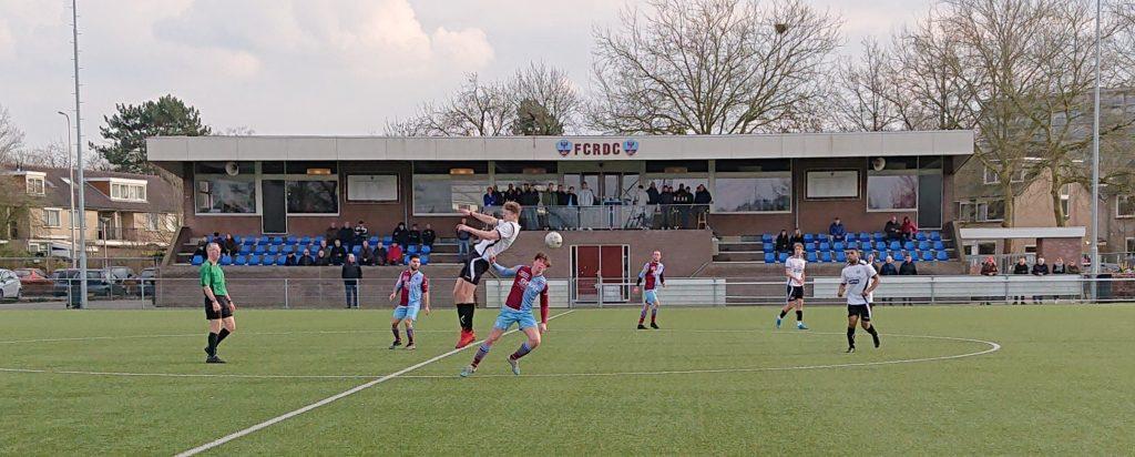 Beeld uit FC RDC vs. EFC '58. Foto Erik van Luttikhuizen