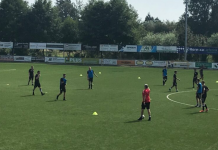 SV Schalkhaar 1 eerste training 2020 2021