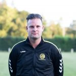 Hoofdtrainer SV Colmschate '33 Rowdy van der Hoop