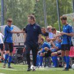 trainer Harold Dengerink van SV Twello