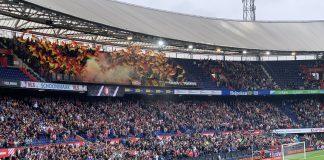 De Kuip Feyenoord Go Ahead Eagles foto: Erik van Luttikhuizen