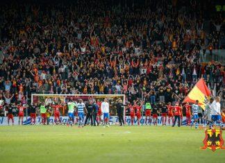 Foto: Henny Meyerink. Spelbeeld Go Ahead Eagles - PEC Zwolle